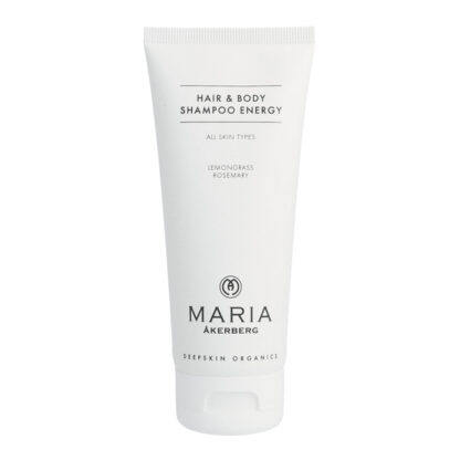 Maria Åkerberg Hair & Body Shampoo Energy 100 ml