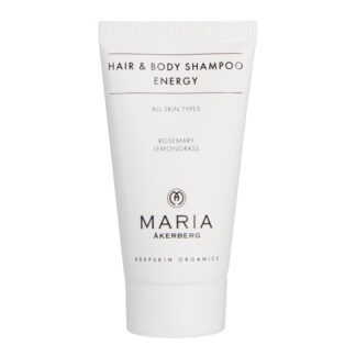 Maria Åkerberg Hair & Body Shampoo Energy 30 ml