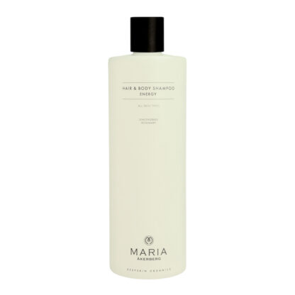 Maria Åkerberg Hair & Body Shampoo Energy 500 ml