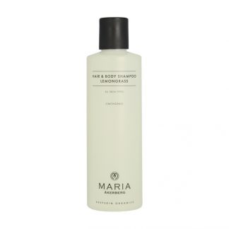 Maria Åkerberg Hair & Body Shampoo Lemongrass 250 ml