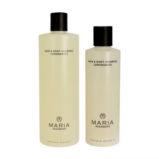 Maria Åkerberg Hair & Body Shampoo Lemongrass Set