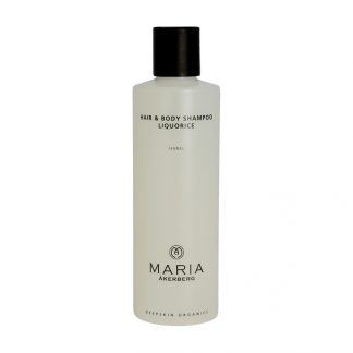 Maria Åkerberg Hair & Body Shampoo Liquorice 250 ml