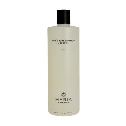 Maria Åkerberg Hair & Body Shampoo Liquorice 500 ml