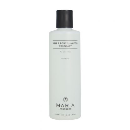 Maria Åkerberg Hair & Body Shampoo Rosemary 250 ml