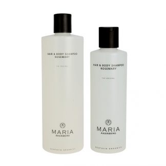 Maria Åkerberg Hair & Body Shampoo Rosemary Set