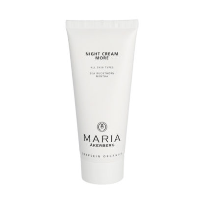 Maria Åkerberg Night Cream More 100 ml