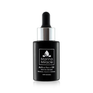 Marina Miracle Active Face Oil Men 28 ml
