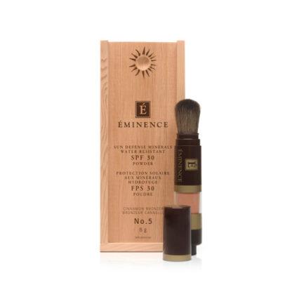 Mineral Sun Defense SPF 30 - No. 5 Cinnamon Bronzer
