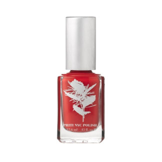 NYC Priti Nail Polish Flamingo Flower